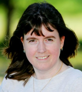 Head shot of author Kerry Gans